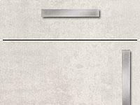 Küchenfront FTBK132 - Concrete white