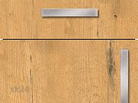 Küchenfront FTBK145 - Wild Oak