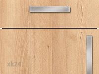 Küchenfront FTBK180 - Buche Alpin, senkrecht