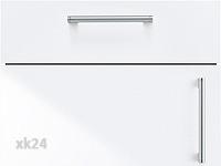 Küchenfront FTBK200 - Weiß glänzend