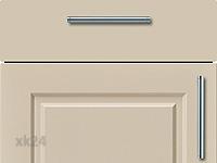 Küchenfront FTBK435 - Sandbeige seidenmatt lackiert