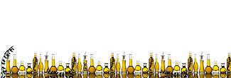 Lechner Arbeitsplatte - Lechner Glas Motive - Artikel Nr. M18 - Olive Branch