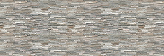 Lechner Arbeitsplatte - Lechner Glas Motive - Artikel Nr. M19 - Stone Wall