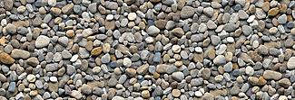 Lechner Arbeitsplatte - Lechner Glas Motive - Artikel Nr. M53 - Pebbles