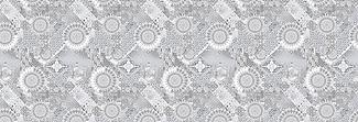 Lechner Arbeitsplatte - Lechner Glas Motive - Artikel Nr. M62 - Mandala