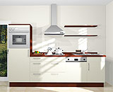 Konfigurierbare Küche AK0275