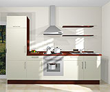 Konfigurierbare Küche AK0356