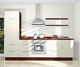 Konfigurierbare Küche AK0357