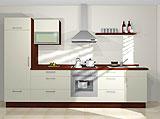 Konfigurierbare Küche AK0529