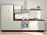 Konfigurierbare Küche AK0530