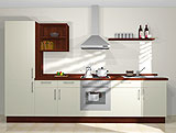 Konfigurierbare Küche AK0548