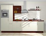 Konfigurierbare Küche AK0574