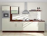 Konfigurierbare Küche AK0576