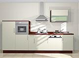 Konfigurierbare Küche AK0590