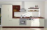 Konfigurierbare Küche AK0658