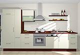 Konfigurierbare Küche AK0663