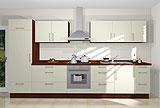 Konfigurierbare Küche AK0677