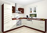 Konfigurierbare Küche AK0921
