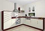 Konfigurierbare Küche AK0926