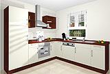 Konfigurierbare Küche AK0944