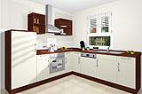 Konfigurierbare Küche AK0946