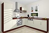 Konfigurierbare Küche AK0948