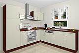 Konfigurierbare Küche AK0952