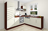Konfigurierbare Küche AK1068