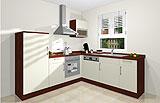 Konfigurierbare Küche AK1094