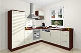Konfigurierbare Küche AK1095