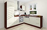 Konfigurierbare Küche AK1097