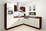 Konfigurierbare Küche AK1136