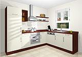 Konfigurierbare Küche AK1208
