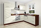 Konfigurierbare Küche AK1217