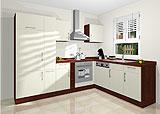 Konfigurierbare Küche AK1218