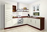 Konfigurierbare Küche AK1220
