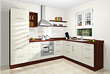 Konfigurierbare Küche AK1221
