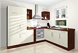 Konfigurierbare Küche AK1222