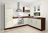 Konfigurierbare Küche AK1224