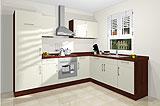 Konfigurierbare Küche AK1228