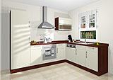 Konfigurierbare Küche AK1236