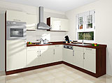 Konfigurierbare Küche AK1288