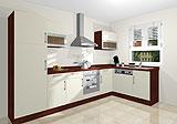 Konfigurierbare Küche AK1668