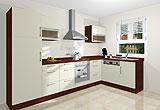 Konfigurierbare Küche AK1669