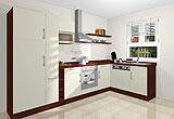 Konfigurierbare Küche AK1670