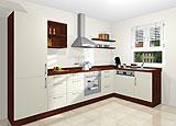 Konfigurierbare Küche AK1689