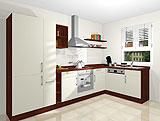 Konfigurierbare Küche AK1690