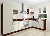Konfigurierbare Küche AK1692