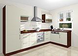 Konfigurierbare Küche AK1693