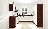 Konfigurierbare Küche AK2200